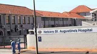 ST AUGUSTINE'S in Durban, one of two hospitals which were closed due to Covid-19 scares. Picture: Doctor Ngcobo African News Agency (ANA)