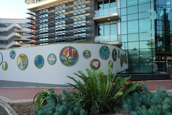 KRISP state-of-art building at Nelson R Mandela School of Medicine
