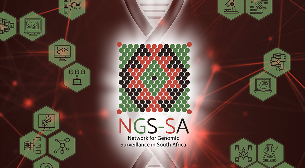 Network for Genomics Surveillance in South Africa - NGS-SA