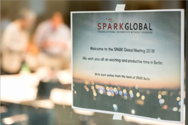 SPARK GLOBAL meeting in Berlin 2018