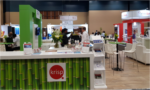 KRISP showcase its bio innovations at the BIOAFRICA Convention held on 27 - 29 August 2018 at Durban ICC