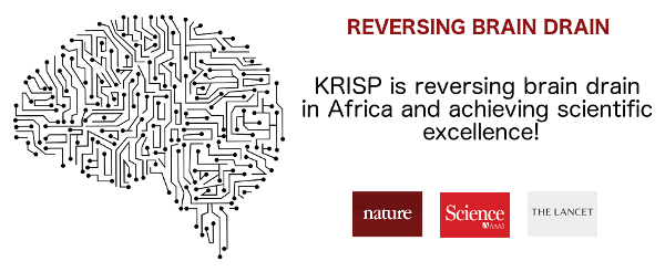 KRISP changing the status quo and create a scientific environment in South Africa that drives innovations in global health, achieves scientific excellence and reverses the brain drain