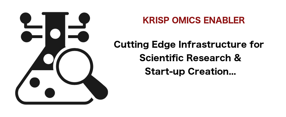 KRISP OMICS SERVICES: Cutting Edge Infrastructure for  Scientific Research and Start-up Creation in Africa