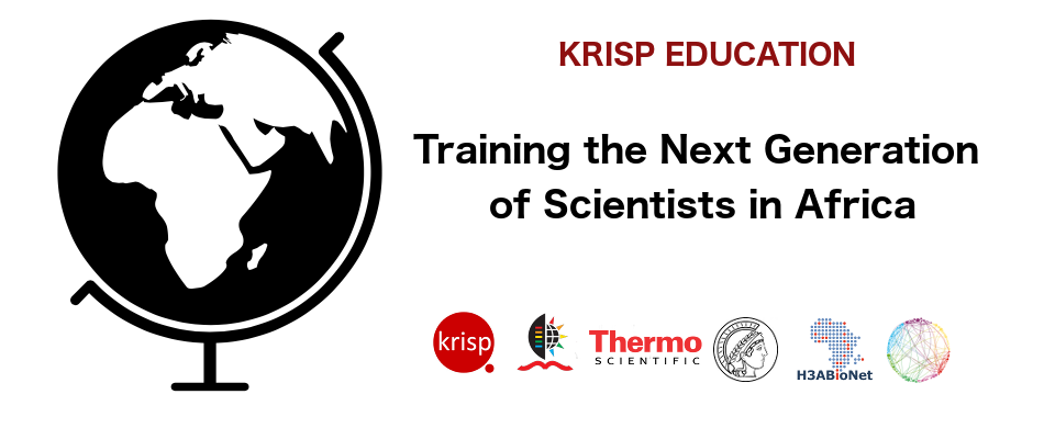 KRISP is training the next generation of scientists in Africa