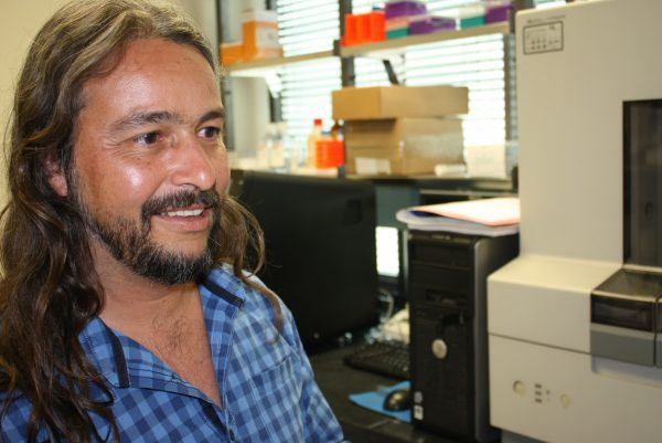 HIV scientist Tulio de Oliveira played a key role in a groundbreaking study in Vulindlela, South Africa. (Darren Taylor/Special to The Epoch Times)
